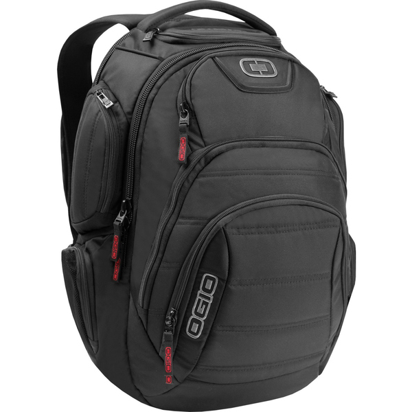 Ogio RENEGADE RSS Carrying Case (Backpack) for 17 Notebook - Black - Ballisti...